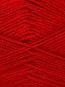 Fiber Content 100% Acrylic, Red, Brand ICE, fnt2-36400