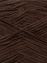 Fiber Content 78% Polyamide, 22% Acrylic, Brand ICE, Brown, Yarn Thickness 2 Fine  Sport, Baby, fnt2-36417