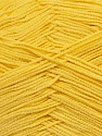 Fiber Content 78% Polyamide, 22% Acrylic, Yellow, Brand ICE, Yarn Thickness 2 Fine  Sport, Baby, fnt2-36419