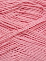 Fiber Content 78% Polyamide, 22% Acrylic, Light Pink, Brand ICE, Yarn Thickness 2 Fine  Sport, Baby, fnt2-36420