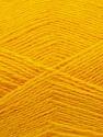 Fiber Content 70% Acrylic, 30% Angora, Yellow, Brand ICE, Yarn Thickness 2 Fine  Sport, Baby, fnt2-36441