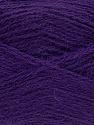 Fiber Content 70% Acrylic, 30% Angora, Purple, Brand ICE, Yarn Thickness 2 Fine  Sport, Baby, fnt2-36463
