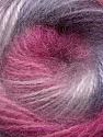 Fiber Content 75% Acrylic, 25% Angora, Pink Shades, Lilac Shades, Brand ICE, fnt2-36613