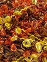 Fiber Content 95% Polyester, 5% Metallic Lurex, Yellow, Orange, Brand ICE, Copper, Camel, Yarn Thickness 5 Bulky  Chunky, Craft, Rug, fnt2-36632