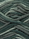 Fiber Content 100% Acrylic, Brand ICE, Grey Shades, Yarn Thickness 6 SuperBulky  Bulky, Roving, fnt2-36977