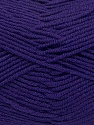 Outlast is a fiber technology that continuously interacts with a body's microclimate to moderate temperature from being too hot or too cold. Fiber Content 60% Micro Acrylic, 40% Outlast, Purple, Brand ICE, Yarn Thickness 4 Medium  Worsted, Afghan, Aran, fnt2-37313
