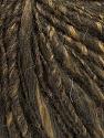 Fiber Content 50% Acrylic, 30% Wool, 20% Alpaca, Brand ICE, Brown Shades, fnt2-37560
