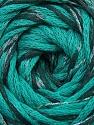 İçerik 64% Pamuk, 26% Viskon, 10% Polyamid, Brand ICE, Emerald Green, Black, fnt2-37609