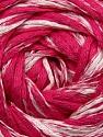 İçerik 64% Pamuk, 26% Viskon, 10% Polyamid, White, Pink, Brand ICE, fnt2-37611