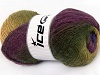 Alpaca Active Purple Maroon Green Shades