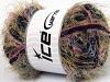 Techno Wool Superbulky Rosa Marinen grønn Blå