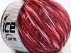 Rondo Wool rød Rosa Rødbrun