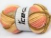 Elite Wool Superbulky lys gul Lys rosa Lys brun Beige