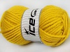 Superwash Wool Chunky Dark Yellow