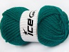 Superwash Wool Chunky Emerald Green