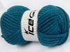 Superwash Wool Chunky Dark Turquoise