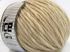 Pure Wool Superbulky Beige