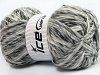 Mystique White Grey Shades