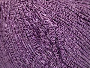 Fiber Content 100% Cotton, Lavender, Brand Ice Yarns, Yarn Thickness 1 SuperFine  Sock, Fingering, Baby, fnt2-49962