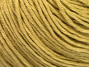 Fiber Content 60% Bamboo, 40% Cotton, Light Olive Green, Brand ICE, Yarn Thickness 3 Light  DK, Light, Worsted, fnt2-50544