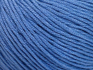 Fiber Content 60% Bamboo, 40% Cotton, Indigo Blue, Brand ICE, Yarn Thickness 3 Light  DK, Light, Worsted, fnt2-50550