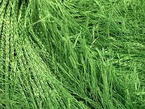 Fiber Content 100% Polyester, Brand ICE, Green, Yarn Thickness 5 Bulky  Chunky, Craft, Rug, fnt2-50639