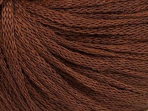 Fiber Content 50% Wool, 50% Acrylic, Brand ICE, Brown, Yarn Thickness 4 Medium  Worsted, Afghan, Aran, fnt2-51464