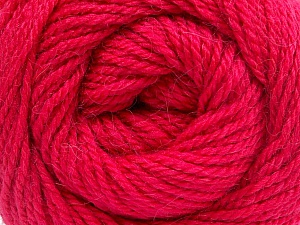 Fiber Content 45% Alpaca, 30% Polyamide, 25% Wool, Brand ICE, Fuchsia, Yarn Thickness 3 Light  DK, Light, Worsted, fnt2-51532