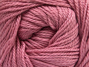 Fiber Content 45% Alpaca, 30% Polyamide, 25% Wool, Pink, Brand ICE, Yarn Thickness 3 Light  DK, Light, Worsted, fnt2-51952