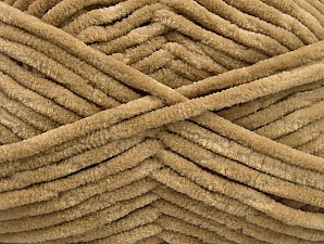 Fiber Content 100% Micro Fiber, Light Camel, Brand ICE, Yarn Thickness 4 Medium  Worsted, Afghan, Aran, fnt2-54144