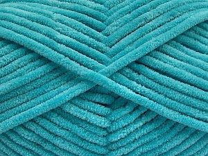 Fiber Content 100% Micro Fiber, Turquoise, Brand ICE, Yarn Thickness 4 Medium  Worsted, Afghan, Aran, fnt2-54153
