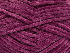 Fiber Content 100% Micro Fiber, Brand ICE, Dark Orchid, Yarn Thickness 4 Medium  Worsted, Afghan, Aran, fnt2-54159