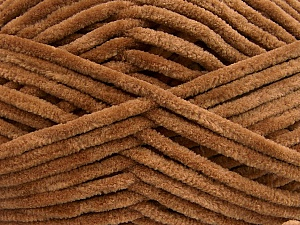 Fiber Content 100% Micro Fiber, Light Brown, Brand ICE, Yarn Thickness 4 Medium  Worsted, Afghan, Aran, fnt2-54168
