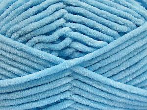 Fiber Content 100% Micro Fiber, Brand ICE, Baby Blue, Yarn Thickness 4 Medium  Worsted, Afghan, Aran, fnt2-54169