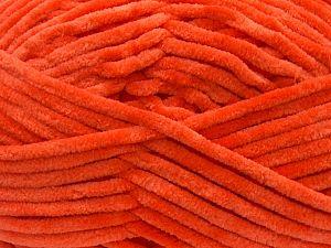 Fiber Content 100% Micro Fiber, Salmon, Brand ICE, Yarn Thickness 4 Medium  Worsted, Afghan, Aran, fnt2-54225