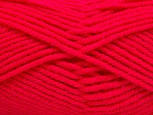 Fiber Content 100% Acrylic, Brand ICE, Gipsy Pink, Yarn Thickness 5 Bulky  Chunky, Craft, Rug, fnt2-54253
