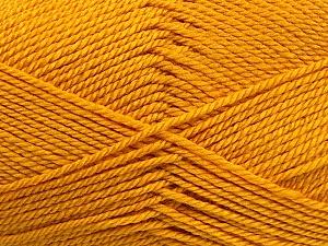 Fiber Content 100% Acrylic, Brand ICE, Gold, Yarn Thickness 2 Fine  Sport, Baby, fnt2-54494