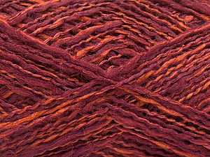 Fiber Content 44% Acrylic, 44% Wool, 12% Polyamide, Maroon, Brand ICE, Copper, Yarn Thickness 2 Fine  Sport, Baby, fnt2-56198