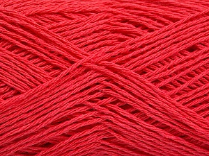 Fiber Content 100% Cotton, Brand ICE, Candy Pink, Yarn Thickness 2 Fine  Sport, Baby, fnt2-56507
