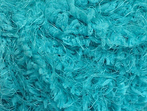 Fiber Content 100% Polyamide, Turquoise, Brand ICE, Yarn Thickness 6 SuperBulky  Bulky, Roving, fnt2-58554