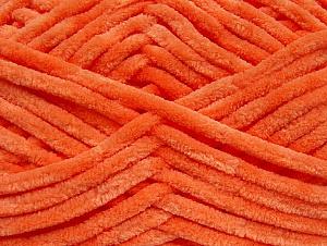Fiber Content 100% Micro Fiber, Salmon, Brand ICE, Yarn Thickness 4 Medium  Worsted, Afghan, Aran, fnt2-58602