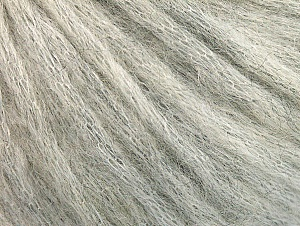 Fiber Content 40% Acrylic, 30% Wool, 30% Polyamide, Brand ICE, Grey Melange, Yarn Thickness 4 Medium  Worsted, Afghan, Aran, fnt2-58675