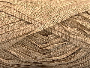 Fiber Content 100% Polyamide, Light Beige, Brand ICE, Yarn Thickness 4 Medium  Worsted, Afghan, Aran, fnt2-58917
