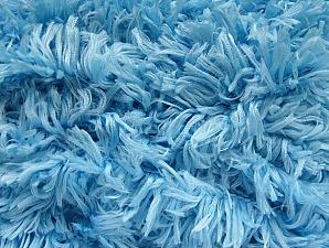 Fiber Content 100% Micro Fiber, Light Blue, Brand ICE, Yarn Thickness 6 SuperBulky  Bulky, Roving, fnt2-59062