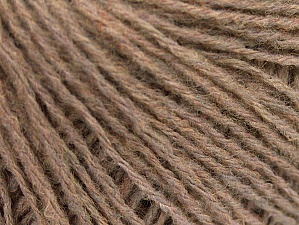 Fiber Content 60% Acrylic, 40% Wool, Brand ICE, Camel Melange, Yarn Thickness 2 Fine  Sport, Baby, fnt2-60096