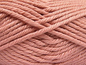 Fiber Content 100% Acrylic, Light Pink, Brand ICE, Yarn Thickness 6 SuperBulky  Bulky, Roving, fnt2-60217