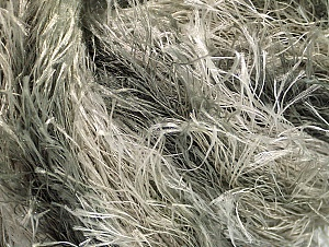 Fiber Content 100% Polyester, Silver, Brand ICE, Grey Shades, fnt2-61344