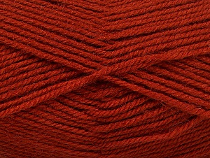 Fiber Content 50% Acrylic, 50% Wool, Brand ICE, Copper, fnt2-62918
