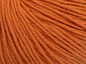 Fiber Content 60% Cotton, 40% Acrylic, Brand ICE, Copper, fnt2-62996