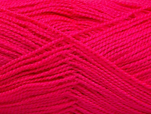 Fiber Content 100% Acrylic, Brand ICE, Gipsy Pink, Yarn Thickness 1 SuperFine  Sock, Fingering, Baby, fnt2-63093